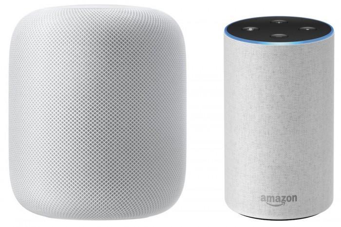 智能音箱调查:iPhone用户更有意向购买亚马逊Echo