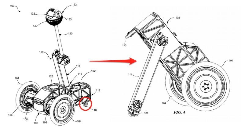 Facebook机器人新专利:能跟着你拍你的一举一动