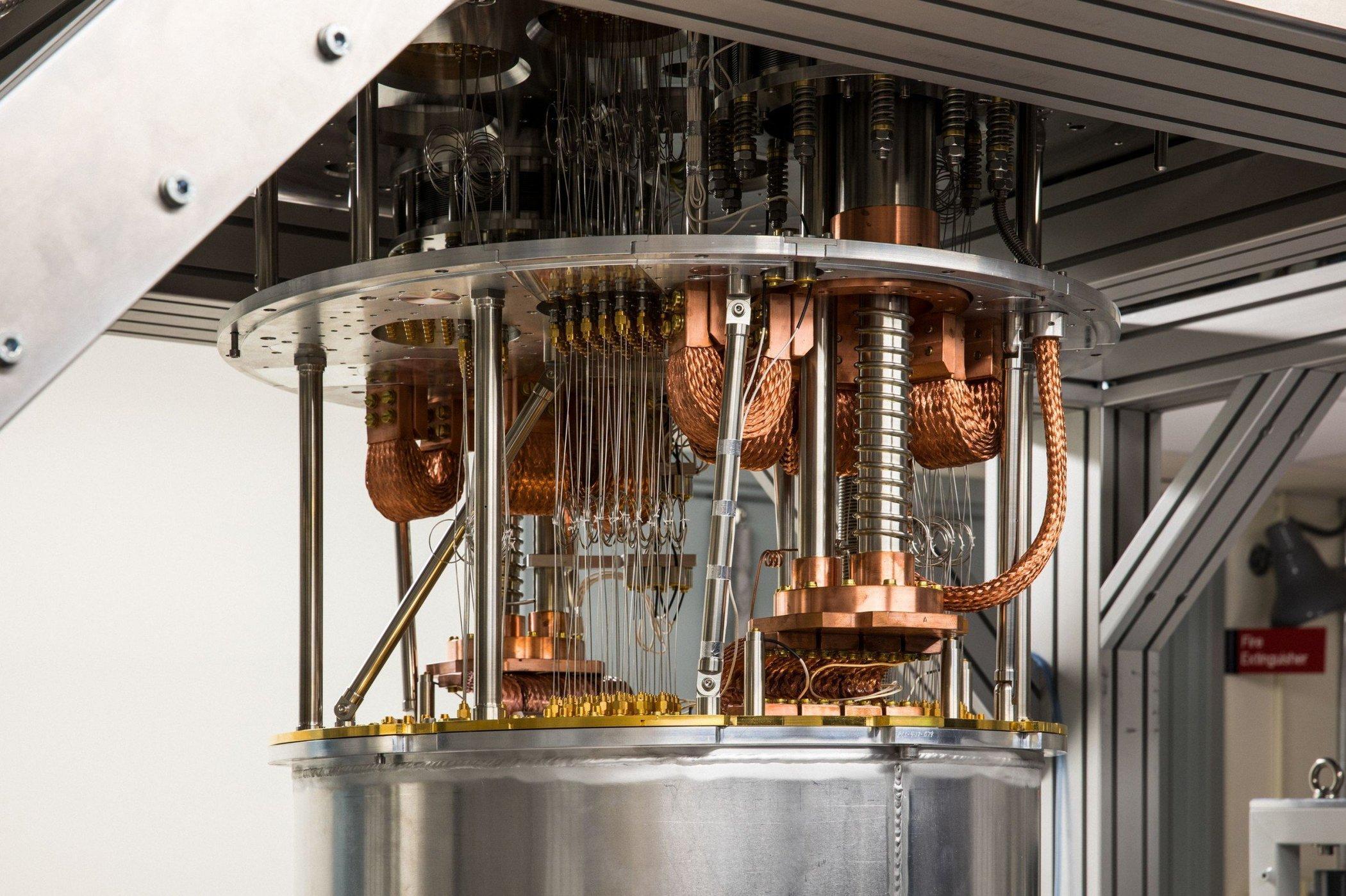 量子计算机就要来了,它真的能改变世界吗