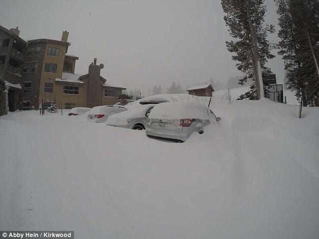加州频发滑雪事故 一对母子被雪球掩埋不幸去世