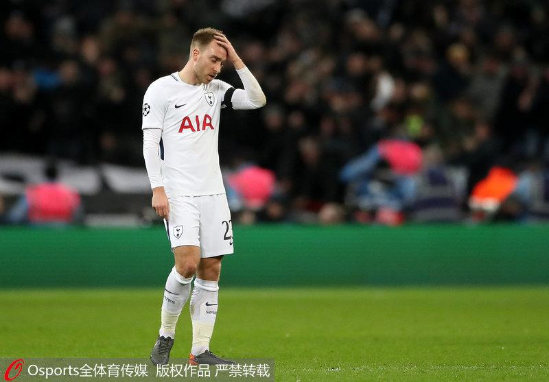 欧冠-孙兴慜破门迪巴拉绝杀尤文2-1逆转热刺晋级