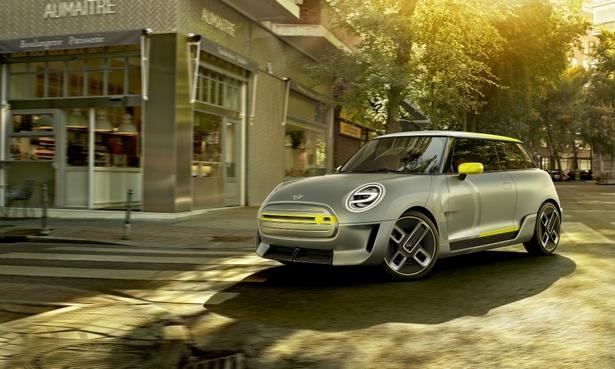 宝马将在华研发并生产MINI电动车 有望出口