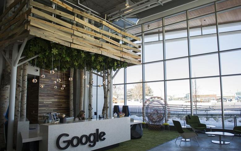 造价1.31亿美元的谷歌园区什么样?