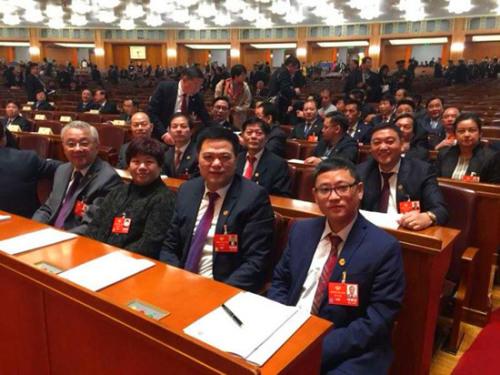 海外列席侨胞:修宪将为实现中国梦提供有力保障!