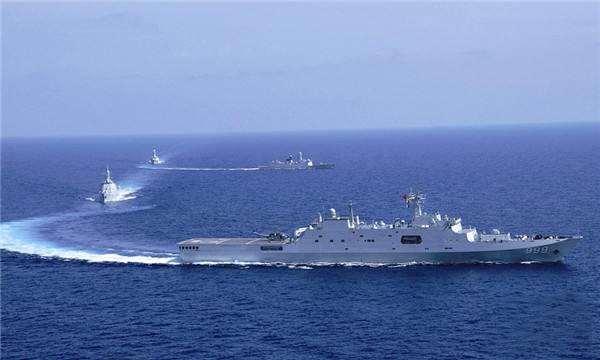 """中国海军""""阻止了印度军事介入马尔代夫""""?"""