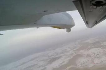 超燃!空军最新宣传片 攻击-1无人机罕见现身