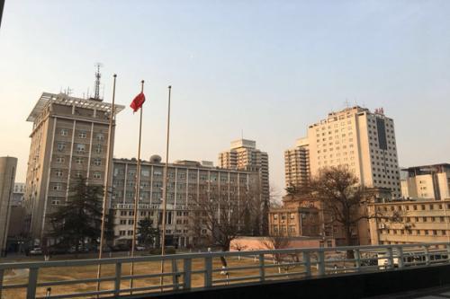 今起至下周三北京最高温进入两位数 昼夜温差超10℃