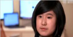 奶奶患上阿尔茨海默症 14岁华裔女孩为她开发APP
