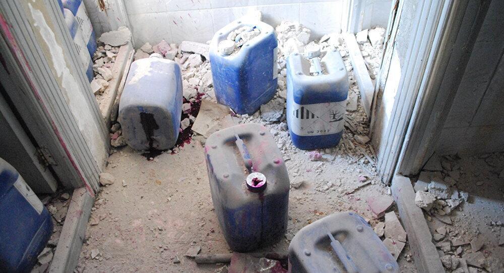 俄媒:叙利亚反政府武装欲假造化武攻击 攻击并栽赃叙政府军