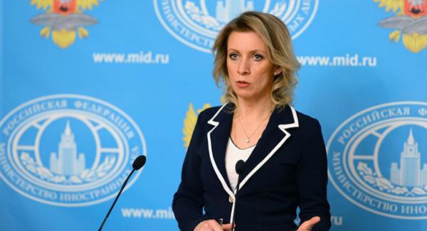 战斗力爆表的俄罗斯外交部女发言人,也曾被人性骚扰?!
