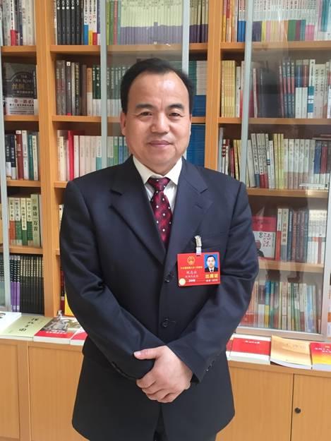 """全国人大代表刘志让:为新型航天动力""""蓄力"""",中国刻不容缓"""
