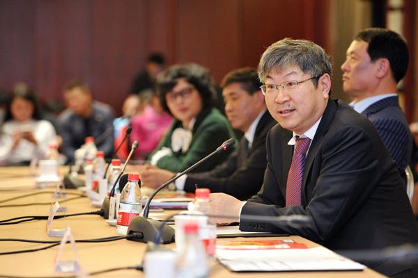 打造国际一流品牌 环球网两会专访奇瑞董事长尹同跃