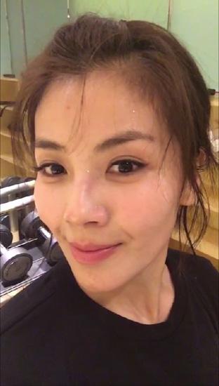 刘涛传时代在召唤健身视频 大强度锻炼惊呆网友