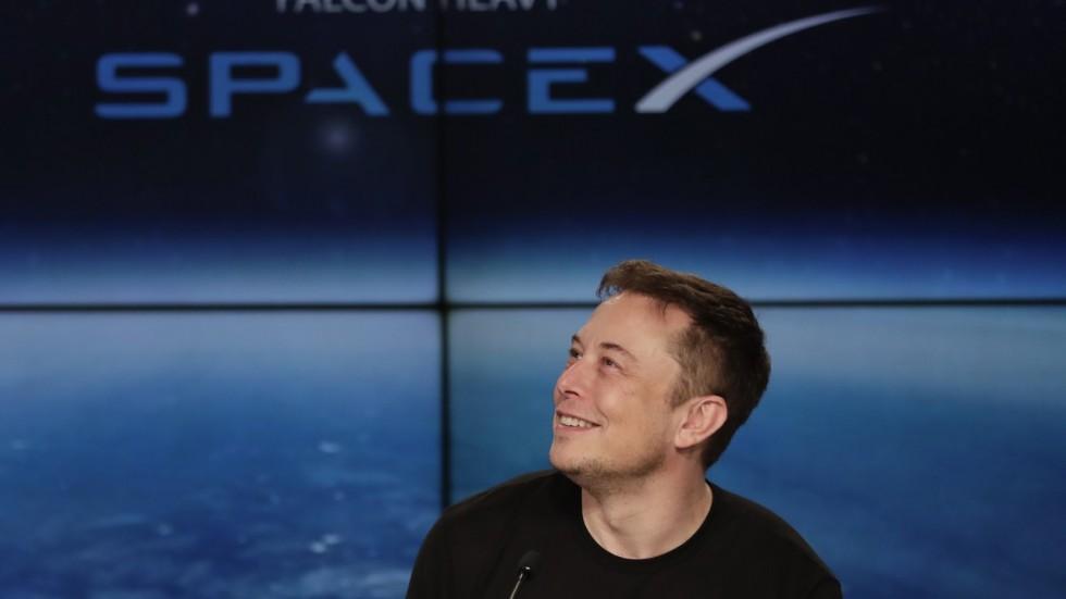 马斯克:期望能在2019年上半年发射火星飞船