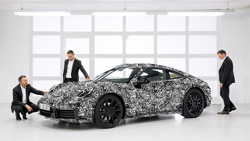 保时捷911将推混动版车型 届时将重新诠释经典