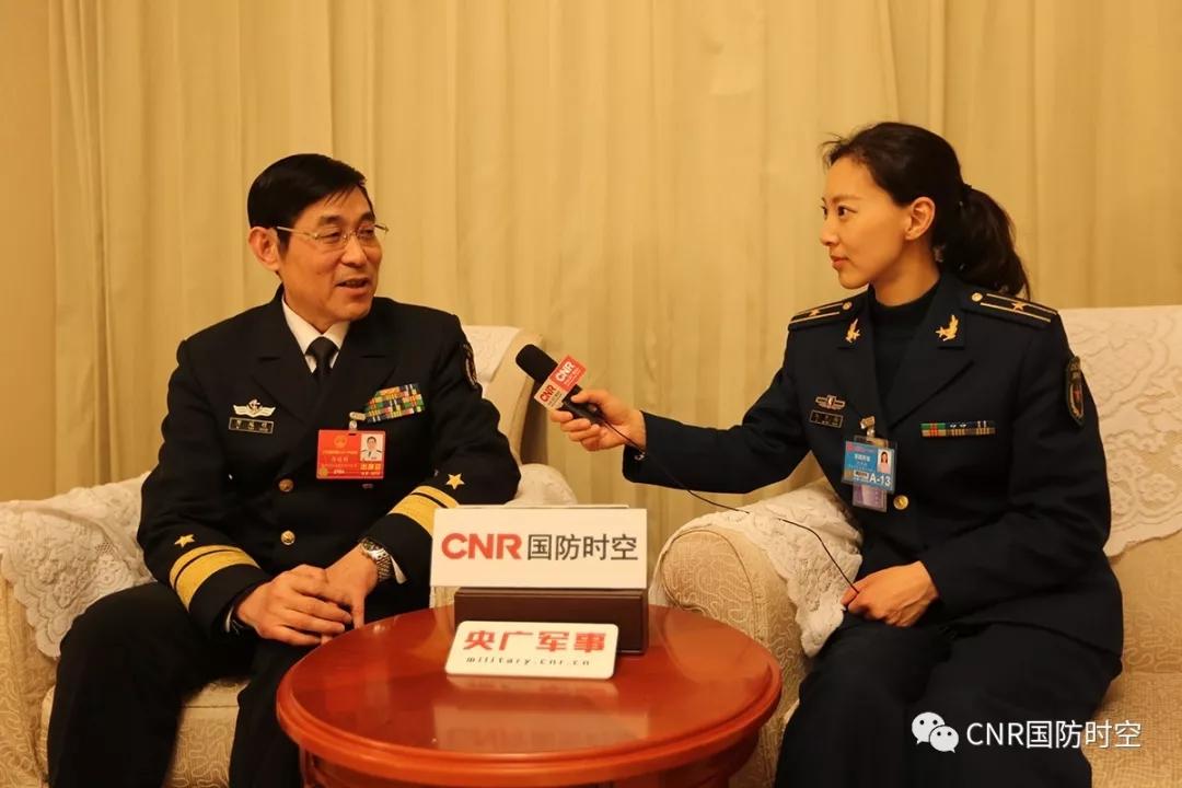 少将:海军装备建设今后会有更多惊喜呈现!