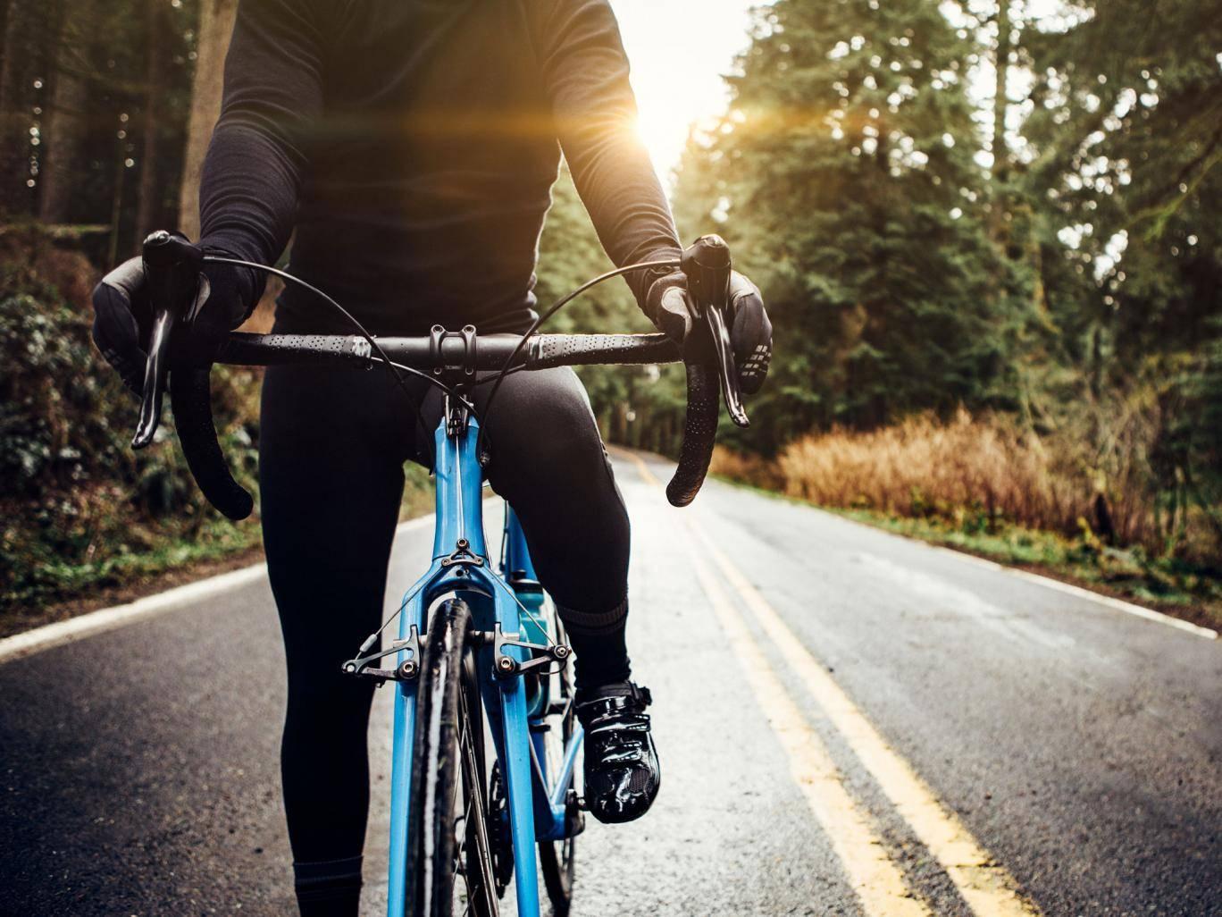 英研究发现:坚持骑行运动青春永相随