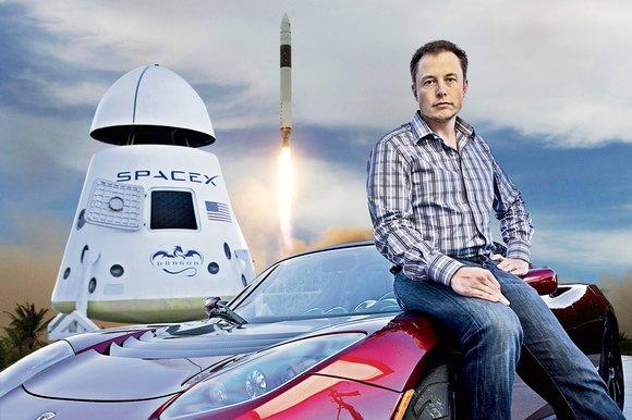马斯克正打造火星飞船  要在火星开披萨店和酒吧