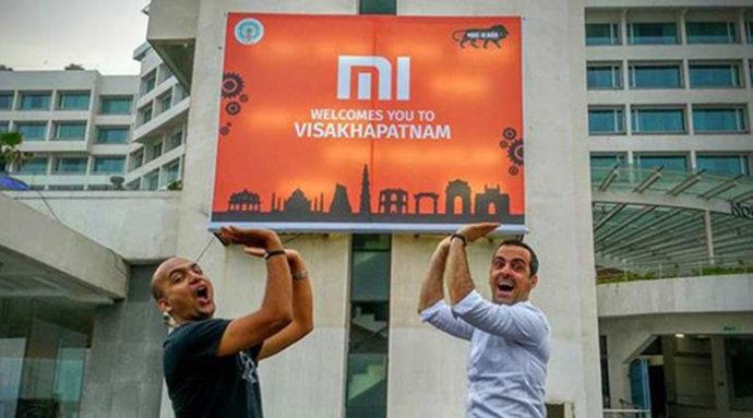 小米将在印度开100家零售店 并加快在印投资步伐