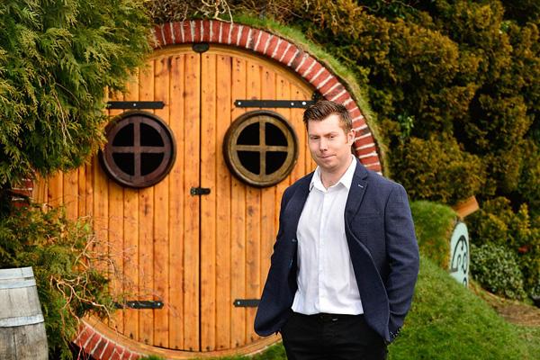 英消防员开公司造霍比特人式小屋 单栋造价7万起