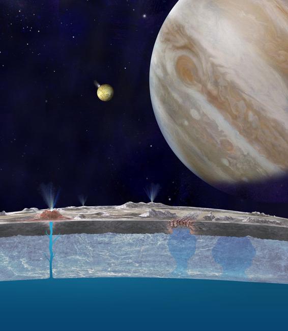NASA在SXSW上谈外星人:地球是众多生命模式之一