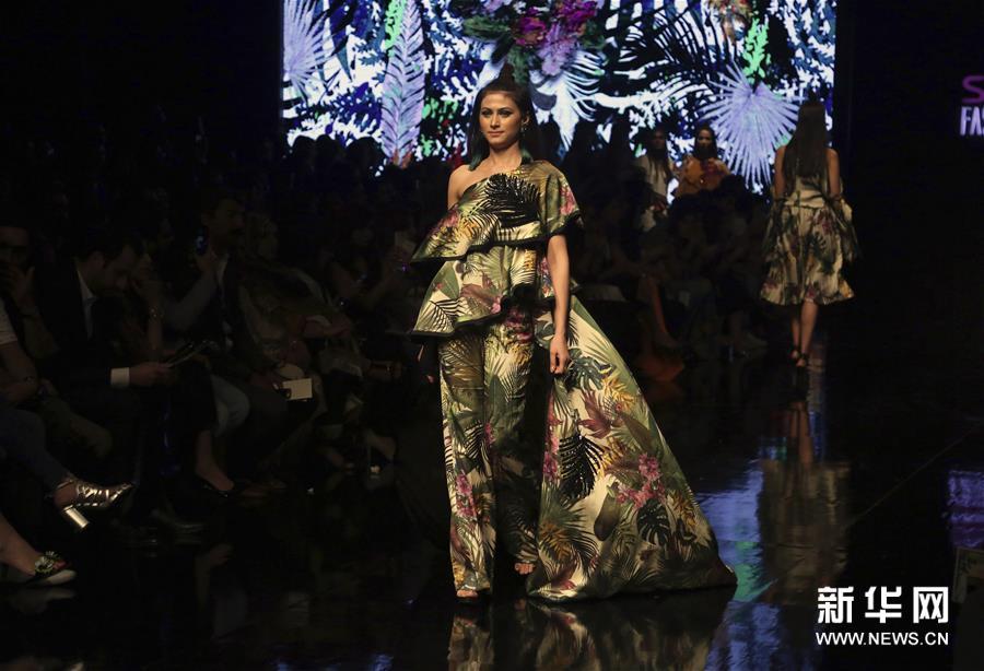 [23](外代二线)巴基斯坦时尚设计公会时装周