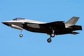 速度惊人:日本造第7架F-35A战斗机完成首飞