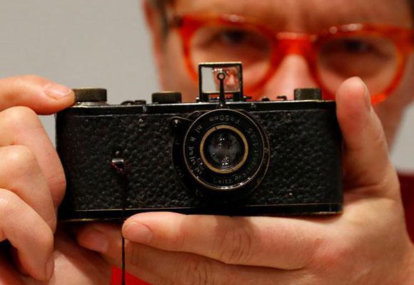 1923年徕卡相机被拍卖 拍出1800万人民币创纪录