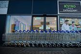波兰启动周日商业禁令 超市关门谢客街道冷清