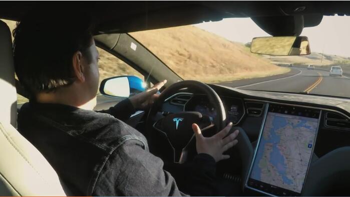 大众押注中国会是无人驾驶技术高速发展的主战场