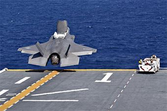 赖着不走?美黄蜂号仍在东海多次起降F35B