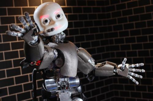 专家:机器人将在50年内胜任高危拯救任务
