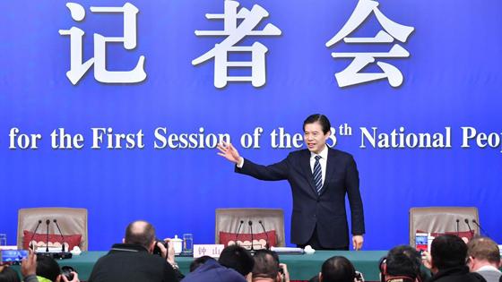 外媒看两会:中国不会主动发起贸易战 但能应对任何挑战