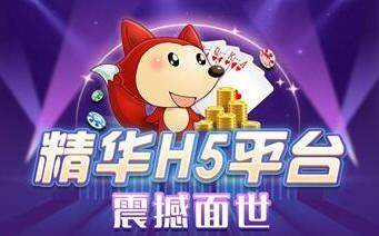 《网狐精华H5平台》全新上线 探索棋牌解决方案