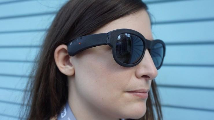 """耳机大佬Bose推出""""AR""""眼镜:只能听 不能看"""