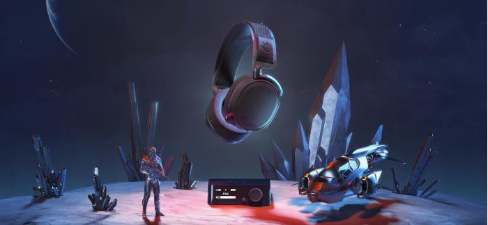 赛睿推Arctis Pro系列耳机:高保真游戏耳机