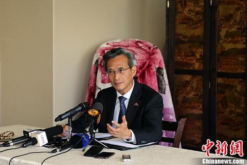 林松添:到非洲抹黑中国选错了地点,找错了话题,打错了目标