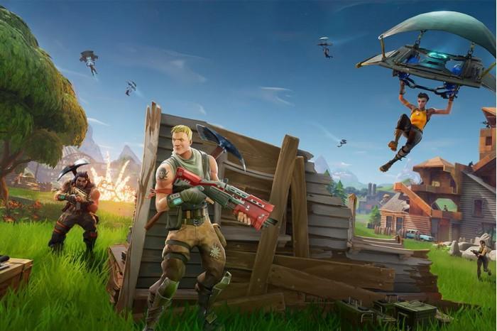 《堡垒之夜》PS4和Xbox玩家不能联机