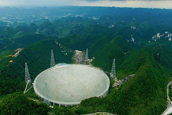 """""""中国天眼""""已发现11颗新脉冲星"""
