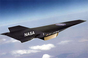 美2019年将砸10亿美元研发高超音速飞行器