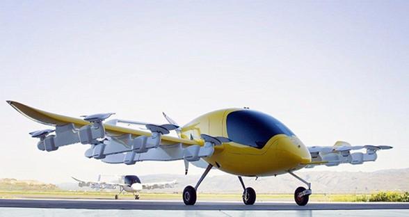 """2021飞天!谷歌创始人将在新西兰测试""""空中优步"""""""