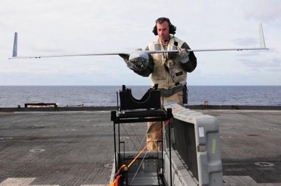 """菲律宾获得美国六架""""扫描鹰""""无人机 价值1400万美元"""