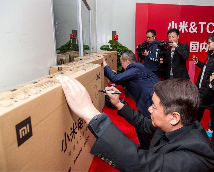 小米王川:999元的电视也要注重产品品质