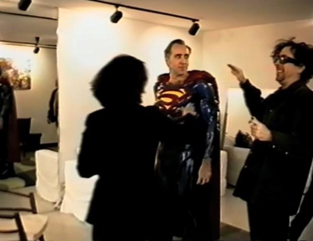 """时隔二十多年 尼古拉斯·凯奇终于""""演上""""超人"""