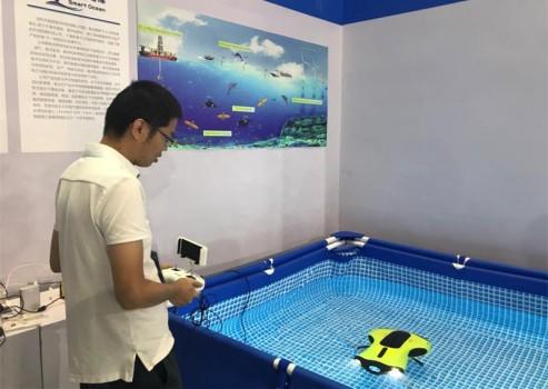 水下无人机技术革新:水声通信让无缆成为可能