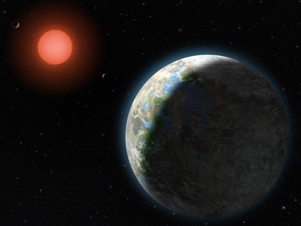 """科学家发现了15颗在宜居带内的""""超级地球"""""""