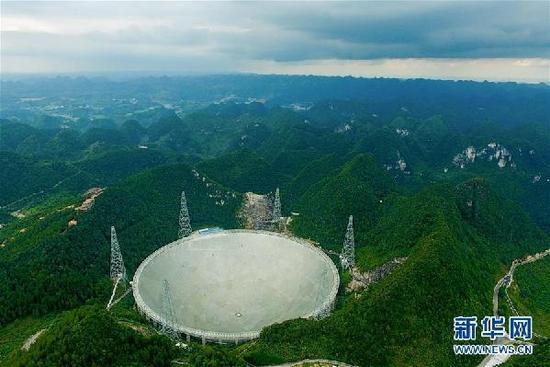 """""""中国天眼""""已发现11颗新脉冲星 设备将升级扩建"""