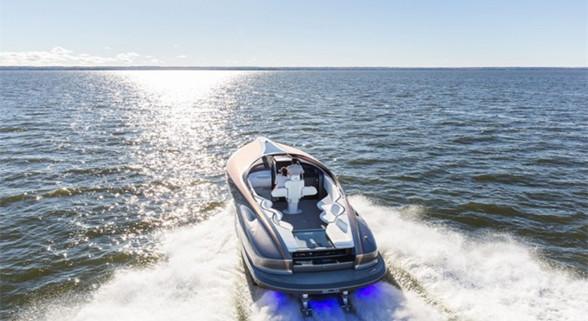 雷克萨斯豪华运动游艇将量产 可容纳15位客人