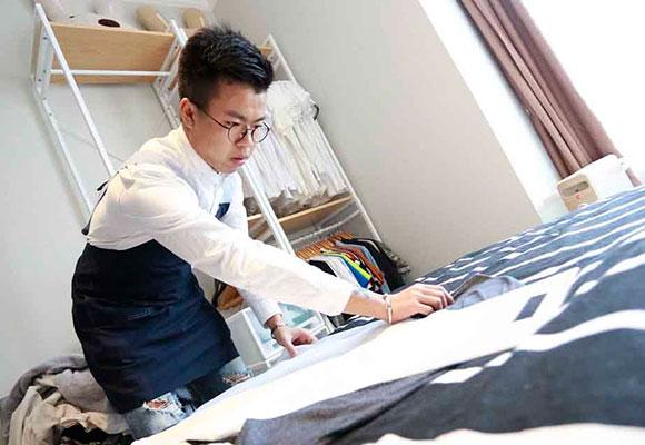 新型职业家庭整理师悄然兴起 2000元整理一次衣柜