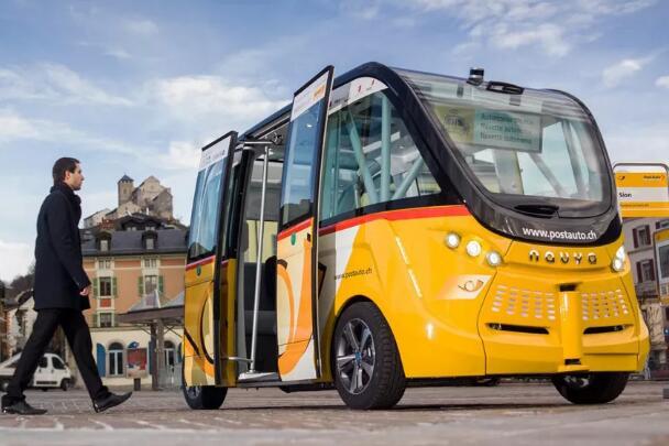 无人驾驶巴士技术发展元年 各国齐跑争做鳌头